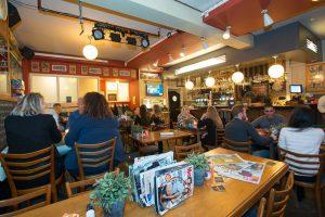 Leraren kamer, Lokaal Zeven, Cafe Tilburg
